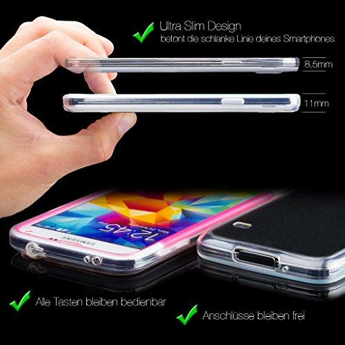 ICues aG79 display touch transparent coque de protection en tPU pour apple iPhone 4/4S vert