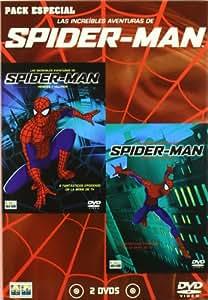 Las Increibles Aventuras De Spiderman [DVD]