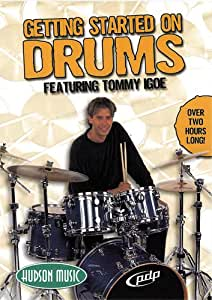 Getting Started on Drums Featuring Tommy Igoe DVD - Setting Up / Start Playing
