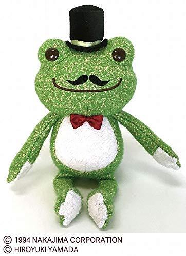 Nakajima Pickles Petit Stuffed Toy Village Headman