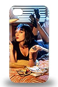 Iphone 3D PC Case Cover Protector For Iphone 4/4s American Pulp Fiction Pulp Fiction Drama Thriller 3D PC Case ( Custom Picture iPhone 6, iPhone 6 PLUS, iPhone 5, iPhone 5S, iPhone 5C, iPhone 4, iPhone 4S,Galaxy S6,Galaxy S5,Galaxy S4,Galaxy S3,Note 3,iPad Mini-Mini 2,iPad Air )