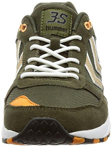 Night olive Verde Unisex Zapatillas Hummel Adulto 3s Sport Zqwnvz0