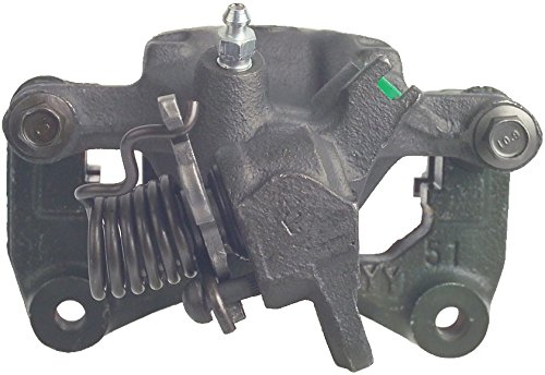 Brake Caliper Unloaded Cardone 19-B2000 Remanufactured Import Friction Ready