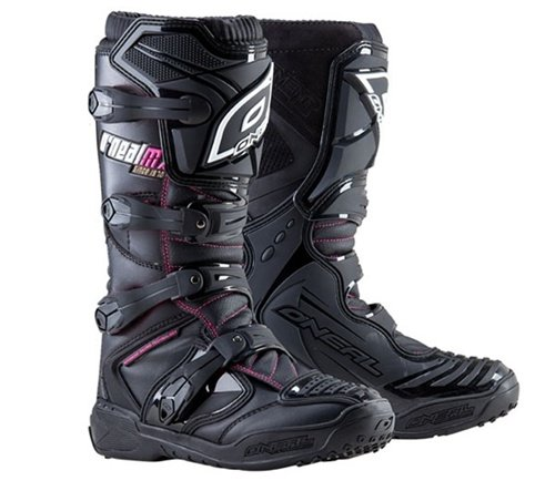Thor Boots (O'Neal Element Limited Edition Boots (Pink, Size 12))