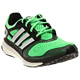 Adidas Men's Energy Boost Esm Flash Green/Black/White Running Shoe 11.5 Men US