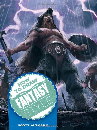 How to Draw Fantasy Style (How to Draw (Chartwell Books)) ebook