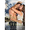 The Princess's Scandalous Affair (Royal House of Leone Book 4)