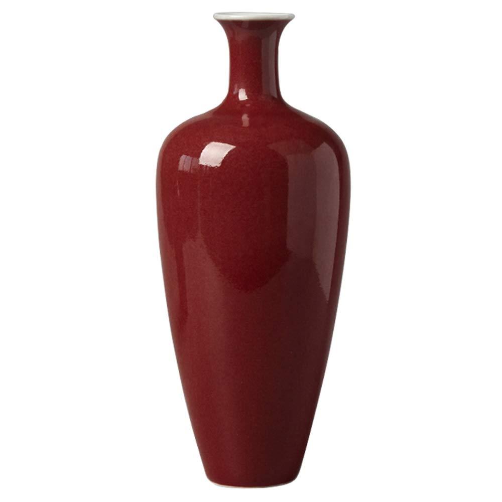 セラミック花瓶用花緑植物結婚式の植木鉢装飾ホームオフィスデスク花瓶花バスケットフロア花瓶 (パターン : B) B07RJJ5XH9  B