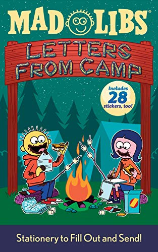 Letters from Camp Mad Libs]()