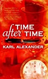 Time After Time by Karl Alexander front cover