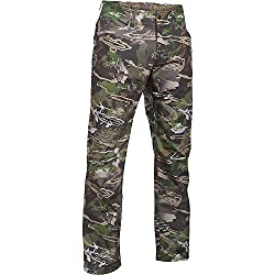 Under Armour Men's Storm Covert Camo Pants, Ridge Reaper Camo Fo/Bayou, 34/32
