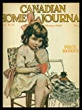 img - for THE CANADIAN HOME JOURNAL - Volume 16, number 10 - February 1920 book / textbook / text book