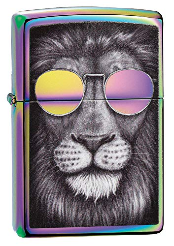 Zippo Lion in Sunglasses Pocket Lighter