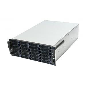 4U Server Case w/ 24x 3.5