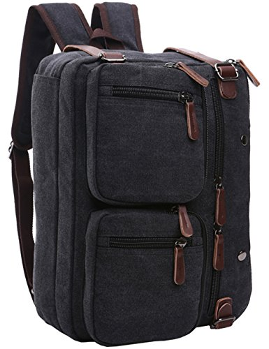 Turn Laptop Bag Into Backpack - 2