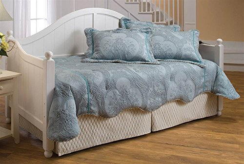 Bead Board Daybed in White Finish - Sides/Back Only