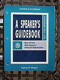 A Speaker's Guidebook
