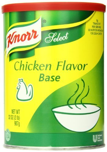 Knorr Chicken Flavor Base, 32-Ounce Canisters (Pack of 2) by Knorr ()
