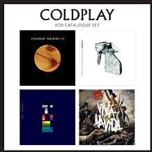 4CD Catalogue Set