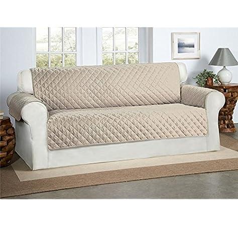 HomeLife - Funda para sofá Acolchada de Dos plazas, Tres o ...