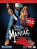 Maniac (1980) [Blu-ray + DVD + CD]