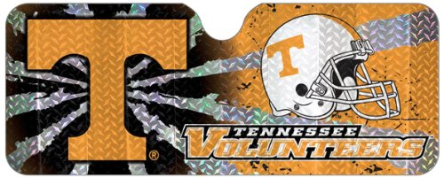 - NCAA Tennessee Volunteers Sun Shade