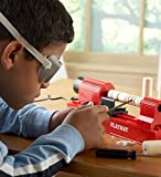 Cool Tool Multi-Function 4-in-1 Woodworking Wood Shop Tool Kit for Kids