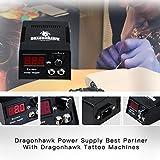 Dragonhawk Complete Tattoo Kit 2pcs Coil Tattoo