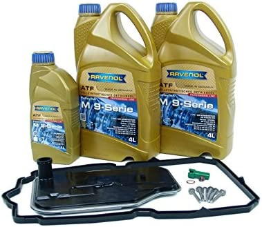 Amazon com: Blau F2A1538-G ATF Transmission Fluid Change Kit