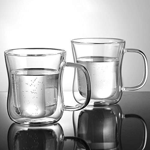 ecooe doppelwandige latte macchiato glaser set thermoglas trinkgl ser kaffeegla ebay. Black Bedroom Furniture Sets. Home Design Ideas