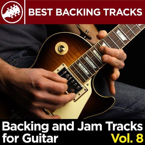 Backing and Jam Tracks for Guitar, Vol. 8