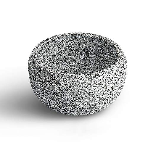 - CHARMMAN Shaving Bowl for Men, Natural Granite Stone, Keep Warm Better, Easier to Lather, Exquisite Works of Shave Art(Snowflake Color)