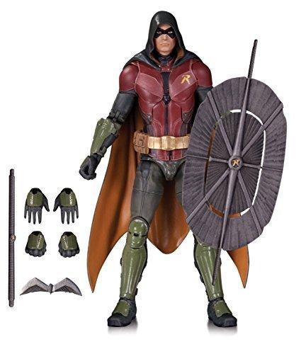 Dc Comics Batman Arkham Knight Robin Action Figure by Arkham Knight