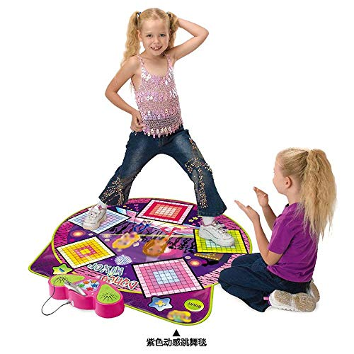 Children's Educational Parent-Child Game Music pad Dance pad Girls Baby Girl Toys Birthday gifts-93x91cm by AA-SS-Music Mat (Image #4)