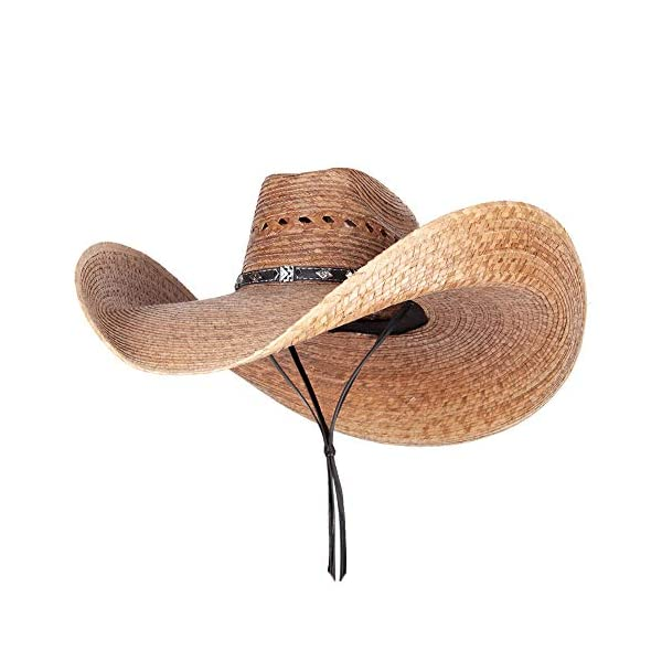 Mexican-Style-Wide-Brim-Straw-Hat