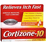 Cortizone-10 Maximum Strength Anti-Itch Ointment - 1 oz, Pack of 5