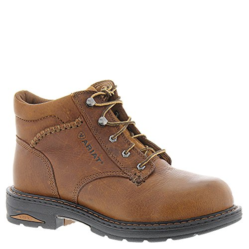 ARIAT Women's Macey Work Boot Composite Toe Peanut 8 M US by ARIAT (Image #6)