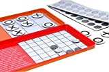 Magnetic Travel Tic Tac Toe - Includes 4 in a Row