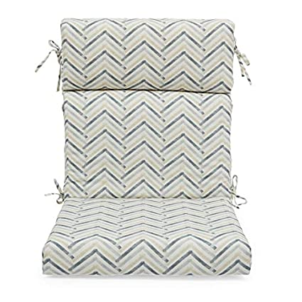 Amazon.com: Cojín para silla de patio o al aire libre ...