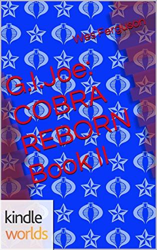 book cover of Cobra Reborn Book Il