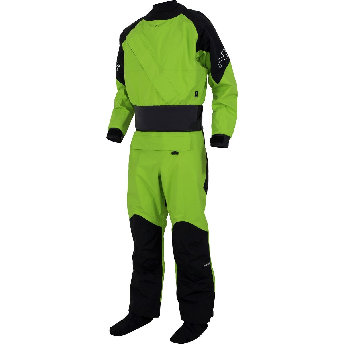 NRS Crux Drysuit - Men's Fern Small