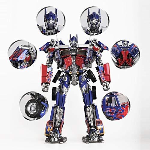 LS-03 OP Commander Transformer Optimus Prime Film MPM04 Oversize Enlarge Alloy Diecast Action Figure Robot KO Toys Gifts( with Original Box)