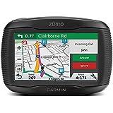 Garmin Zumo 395 LM - GPS Moto - 4,3 Pouces - Cartes Europe 45 Pays gratuites à Vie