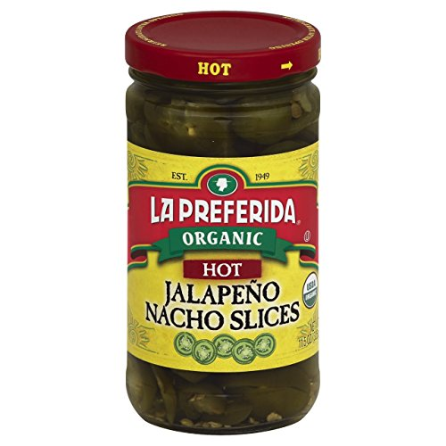 c Hot Jalapeno Nacho Slices (4 X 11.5 Fl Oz) ()