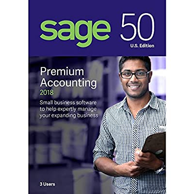 Sage Software Sage 50 Premium Accounting