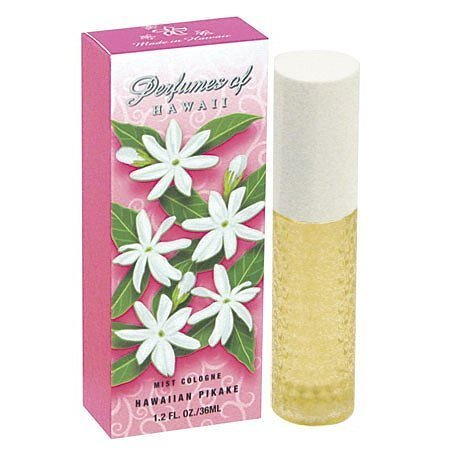 Langer Perfumes of Hawaii - Hawaiian Pikake Mist Cologne 1.2 oz ()