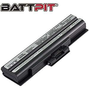 Battpit Recambio de Bateria para Ordenador Portátil Sony VGP-BPS13/Q (4400 mah)