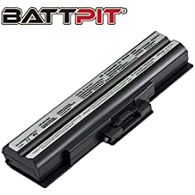 Battpitt™ Laptop / Notebook Battery Replacement for Sony VAIO PCG-7142L (No additional firmware modification needed.) (4400 mAh) (Ship From Canada)