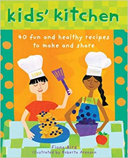 Kids\' Kitchen (Cooking Card Deck): Fiona Bird, Roberta Arenson ...