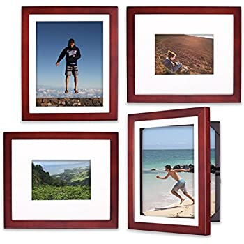 18x24 Frame With Mat White 18x24 Picture Frames In Silver